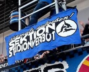 Sektion Stadionverbot (Paderborn)