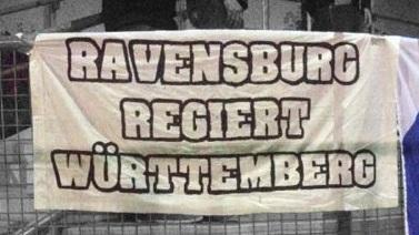 Ravensburg regiert Württemberg