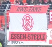 RWE-Fans Essen Steele