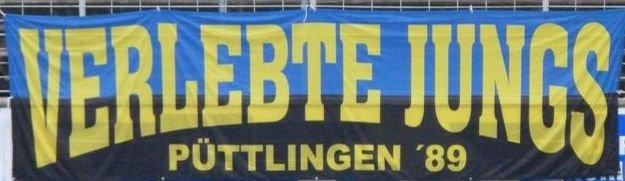 Verlebte Jungs - Püttlingen \'89