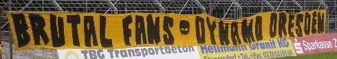 Brutal Fans Dynamo Dresden