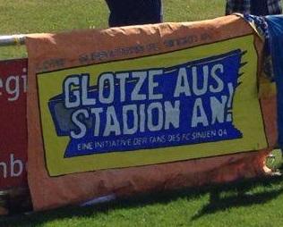 Glotze aus, Stadion an! (Singen)