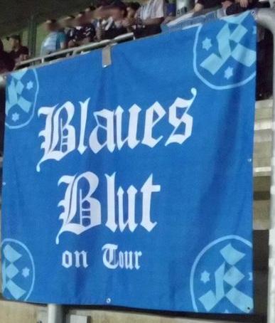 Blaues Blut on Tour