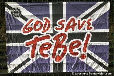 God save TeBe!
