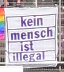 kein mensch ist illegal (TeBe)