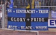 SV Eintracht Trier - Glory Pride - Blue Black White
