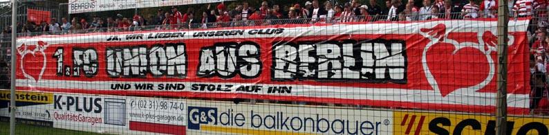 1.FC Union aus Berlin
