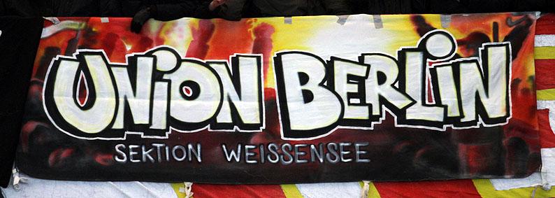 Union Berlin - Sektion Weissensee
