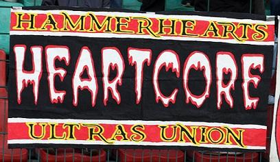 Heartcore - Hammerhearts Ultras Union