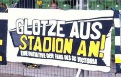 Glotze aus, Stadion an! (Victoria Hamburg)
