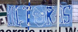 Ultras (Viktoria Berlin, blaue Schrift)