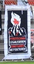 Pyrotechnik legalisieren (Gera)