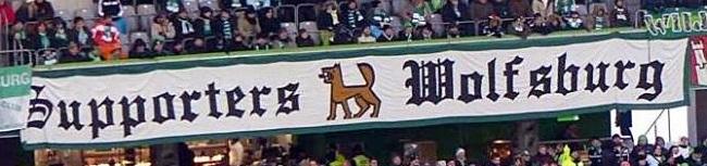 Supporters Wolfsburg