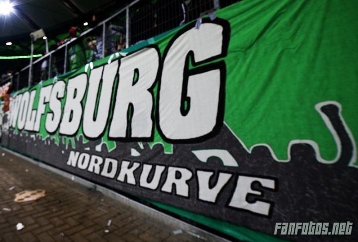 Wolfsburg - Nordkurve