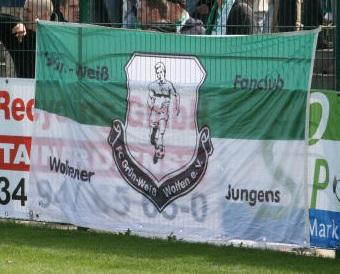 Grün-Wei� Fanclub Wolfener Jungens
