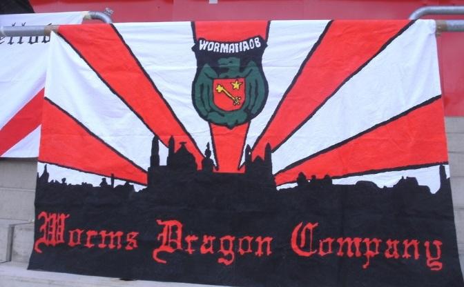 Worms Dragon Company