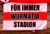 Für immer Wormatia Stadion