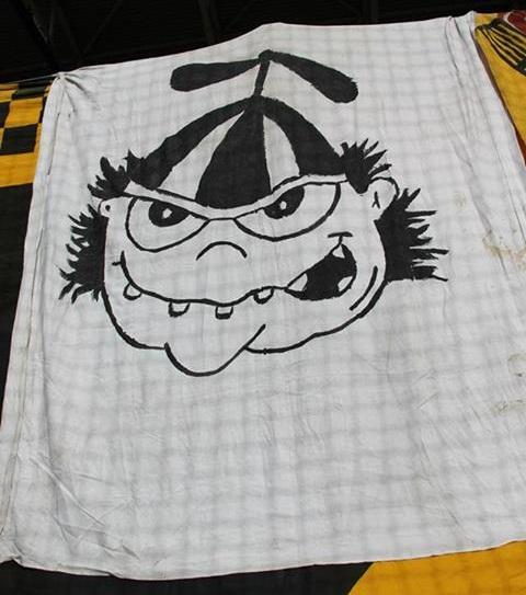 Peter Pixel (Red Kaos-Logo)